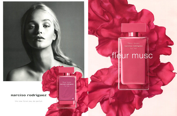 Nước hoa Fleur Musc Narciso Rodriguez for Her