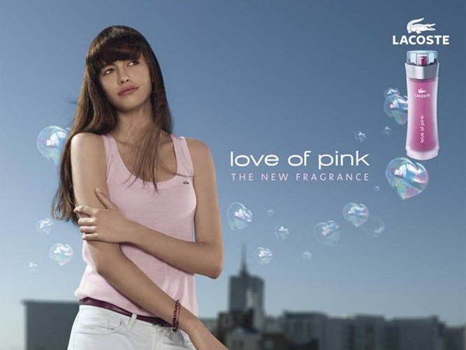 Nước hoa Lacoste Love of Pink