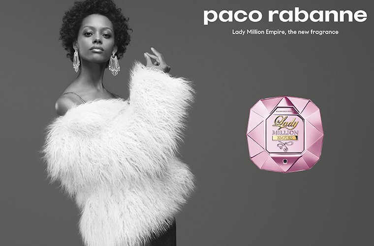 Nước hoa Lady Million Empire Paco Rabanne