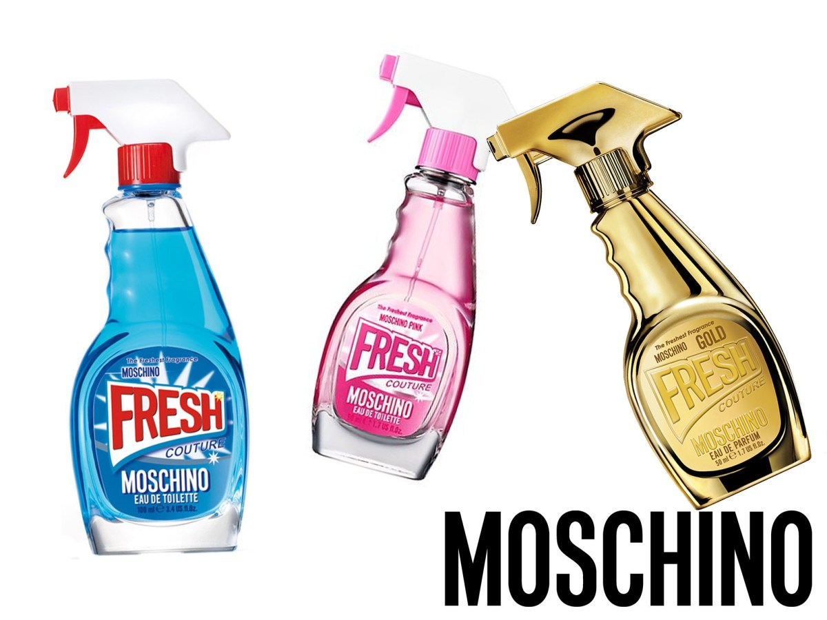 Nước hoa Moschino Gold Fresh Couture