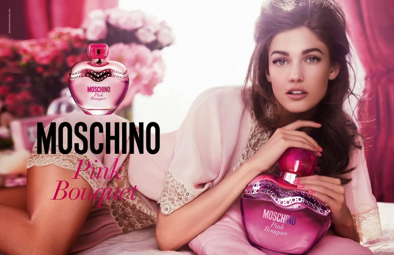 Nước hoa Moschino Pink Bouquet