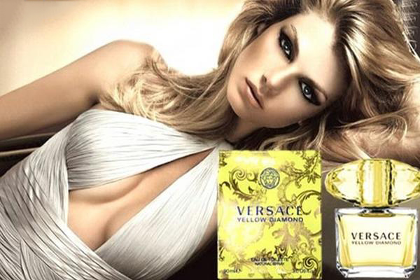 Nước hoa Versace Yellow Diamond