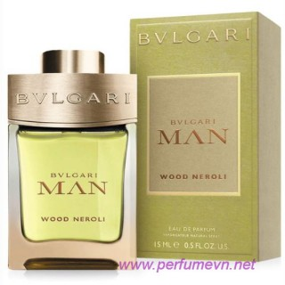 Nước hoa Bvlgari Man Wood Neroli mini 15ml