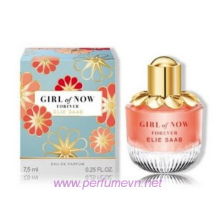 Nước hoa Elie Saab Girl Of Now Forever mini 7.5ml