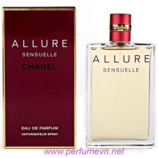 Nước hoa Allure Sensuelle Chanel EDP 100ml