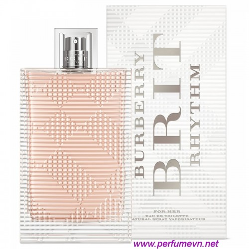 Nước hoa Burberry Brit Rhythm for Her EDT 90ml