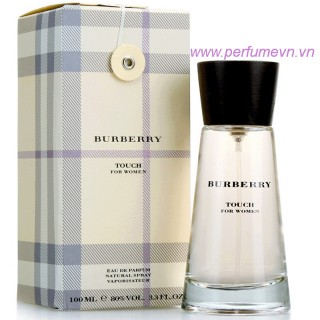 Nước hoa Burberry Touch for women EDP 100ml