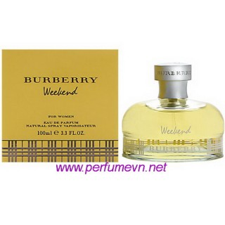 Nước hoa Burberry Weekend for Women EDP 100ml