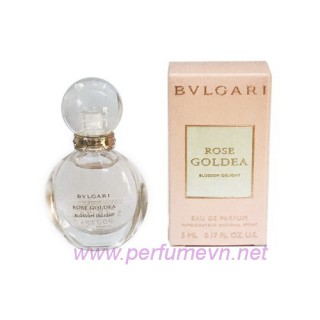Nước hoa Bvlgari Rose Goldea Blossom Delight mini 5ml
