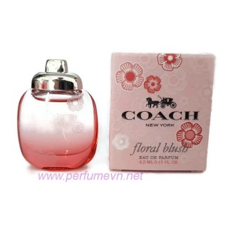 Nước hoa Coach Floral Blush mini 4.5ml