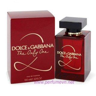 Nước hoa Dolce&Gabbana The Only One 2 100ml