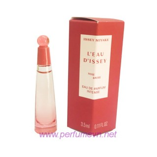 Nước hoa L'eau D'issey Rose & Rose Intense mini 3.5ml