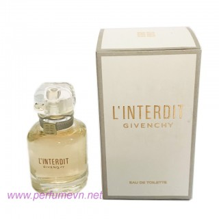 Nước hoa L'interdit Givenchy EDT 10ml