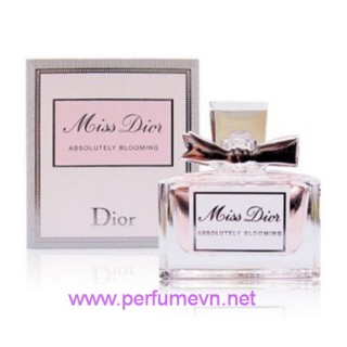 Nước hoa Miss Dior Absolutely Blooming EDP mini 5ml