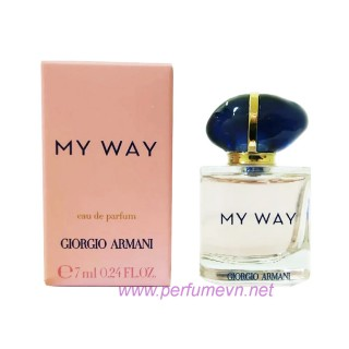 Nước hoa My Way Giorgio Armani mini 7ml