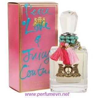 Nước hoa Peace Love & Juicy Couture 100ml