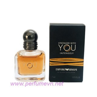 Nước hoa Stronger With You Intensely mini 7ml