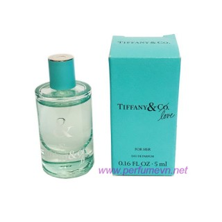 Nước hoa Tiffany & Co Love for her mini 5ml