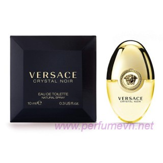 Nước hoa Versace Crystal Noir EDT mini 10ml (new)