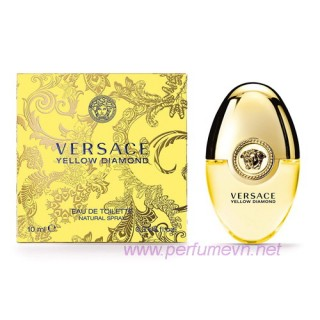 Nước hoa Versace Yellow Diamond EDT mini 10ml (new)