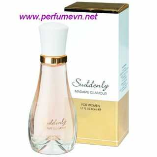 Nước hoa Suddenly Madame Glamour EDP 50ml